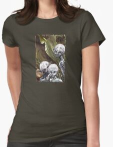 Night Fae Womens Fitted T-Shirt