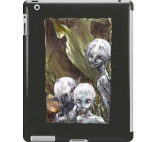 Night Fae iPad Case/Skin