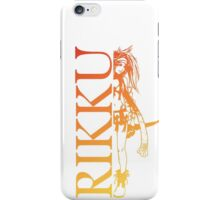 Rikku - Final Fantasy X-2 iPhone Case/Skin