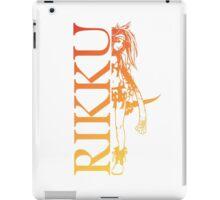 Rikku - Final Fantasy X-2 iPad Case/Skin