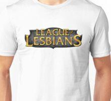 League of Lesbians Unisex T-Shirt