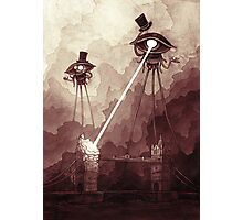The War of the Worlds Photographic Print