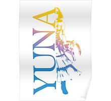 Yuna - Final Fantasy X-2 Poster