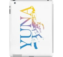 Yuna - Final Fantasy X-2 iPad Case/Skin