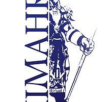 Kimahri - Final Fantasy X by studioNdesigns