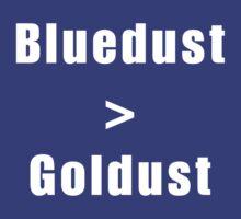 Bluedust > Goldust  by Tane Nikora