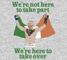 Conor McGregor MMA One Piece - Long Sleeve