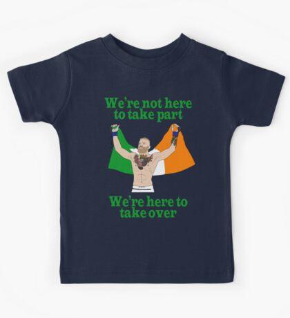 Conor McGregor MMA Kids Tee