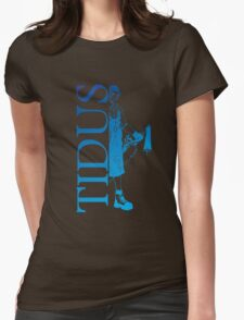 Tidus - Final Fantasy X Womens Fitted T-Shirt