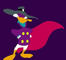 Darkwing Duck (ver. 2) by RobsteinOne