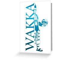 Wakka - Final Fantasy X Greeting Card