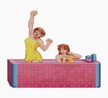 BATHTIME by restinpeaches