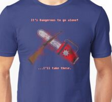 Evil Dead: It's Dangerous to go alone!  Unisex T-Shirt