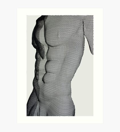 body art  Art Print