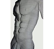 body art  Photographic Print