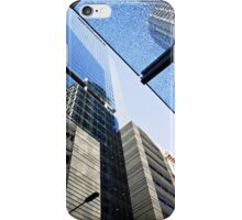City Skyscape Abstract Architechture iPhone Case/Skin