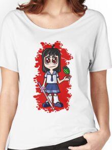 Japanese School girl Women's Relaxed Fit T-Shirt
