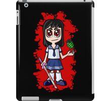 Japanese School girl iPad Case/Skin