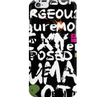 al abut words  iPhone Case/Skin