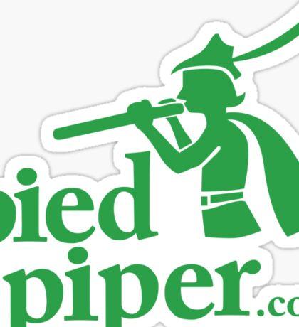 Silicon Valley's Pied Piper Shirt Sticker