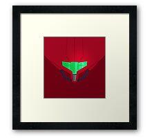 Metriod - Samas Aran Varia Visor Framed Print