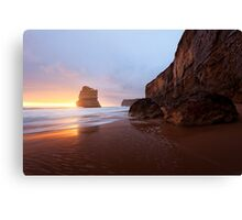 The Gibson Glow #2 Canvas Print