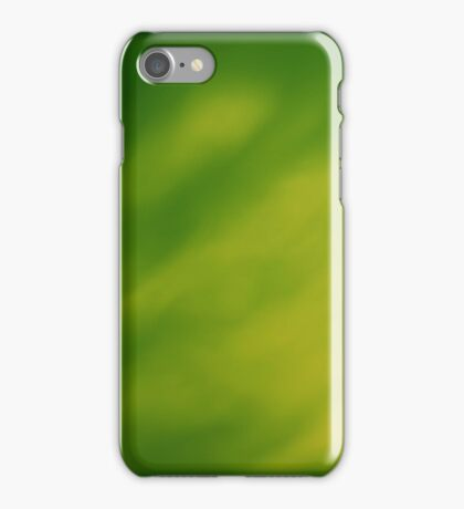Green Ethereal Chill iPhone Case/Skin