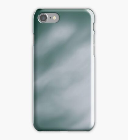 Gray Ethereal Chill iPhone Case/Skin