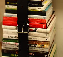 Book Stack by Karen E Camilleri