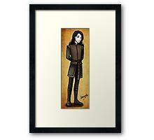 Ellery Baratheon - Fine Young Lord Framed Print