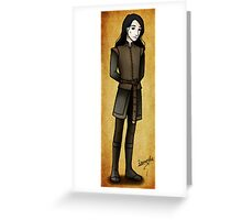 Ellery Baratheon - Fine Young Lord Greeting Card