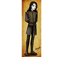 Ellery Baratheon - Fine Young Lord Photographic Print
