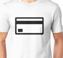 Credit Card Unisex T-Shirt