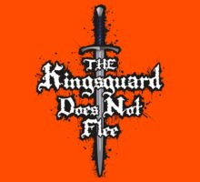 The Kingsguard Does Not Flee Kids Clothes