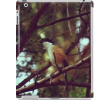 On Alert iPad Case/Skin