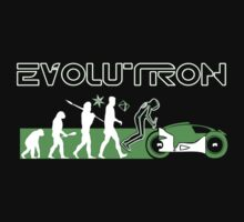 EVOLUTRON by Hi5Tees