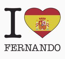 I ♥ FERNANDO Kids Clothes
