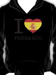 I ♥ FERNANDO T-Shirt