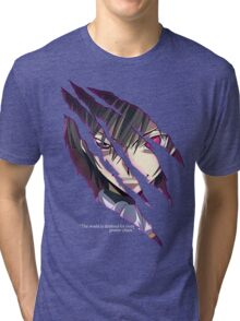 Lelouch Lamperouge Tri-blend T-Shirt
