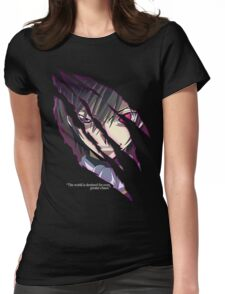 Lelouch Lamperouge Womens Fitted T-Shirt