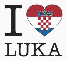I ♥ LUKA by eyesblau