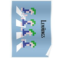 The Lemmings Poster