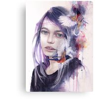 Imaginary companion Canvas Print