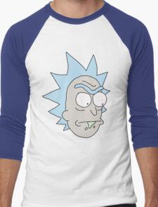 Morty Men's Baseball ¾ T-Shirt