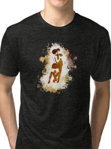 Dancing Kizomba Tri-blend T-Shirt