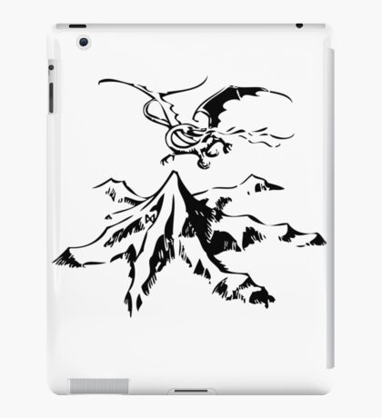 Erebor&Smaug iPad Case/Skin