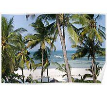 Bamburi Beach Life Poster