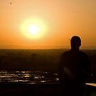 Sunrise over Seronera by Valerija S.  Vlasov