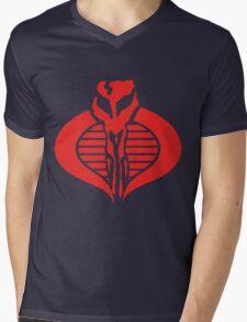 Cobra Fett Mens V-Neck T-Shirt
