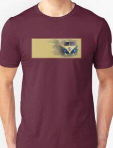 A Camper Van of Cloudy Stuff Emerges Unisex T-Shirt